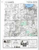 Hawes T27N-R7E, Alcona County 1995